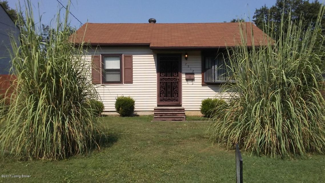 Single Family Home for Sale at 7512 Nancy Lane Louisville, Kentucky 40258 United States