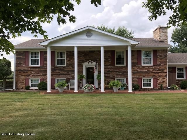 Single Family Home for Sale at 2460 Carter Brothers Road Hodgenville, Kentucky 42748 United States