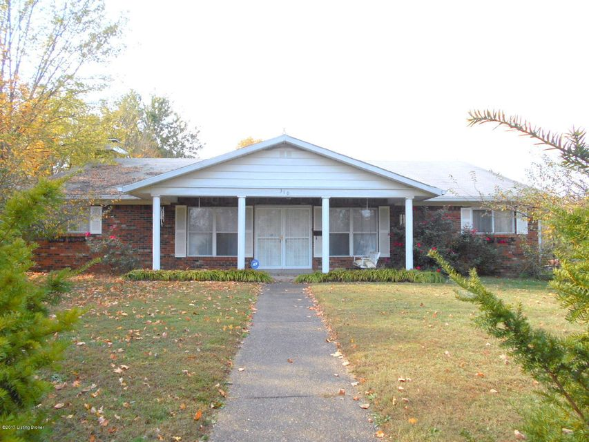 Single Family Home for Sale at 310 N English Street Leitchfield, Kentucky 42754 United States