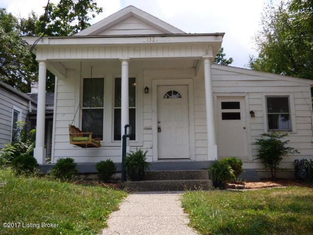 Single Family Home for Sale at 132 W Garrett Street Louisville, Kentucky 40214 United States