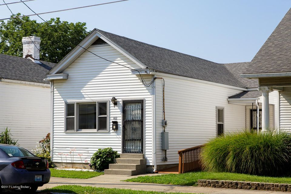 Single Family Home for Sale at 1112 E Burnett Avenue Louisville, Kentucky 40217 United States