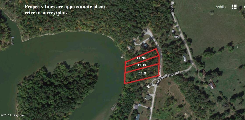 Land for Sale at 29 Mercer Bend 29 Mercer Bend Leitchfield, Kentucky 42754 United States