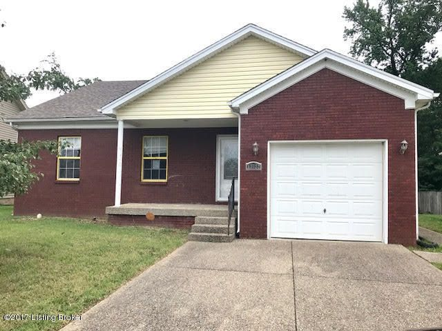 Single Family Home for Sale at 13022 Bessels Blvd Louisville, Kentucky 40272 United States