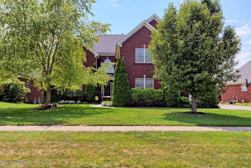 Single Family Home for Sale at 9021 Geneva Circle 9021 Geneva Circle Prospect, Kentucky 40059 United States