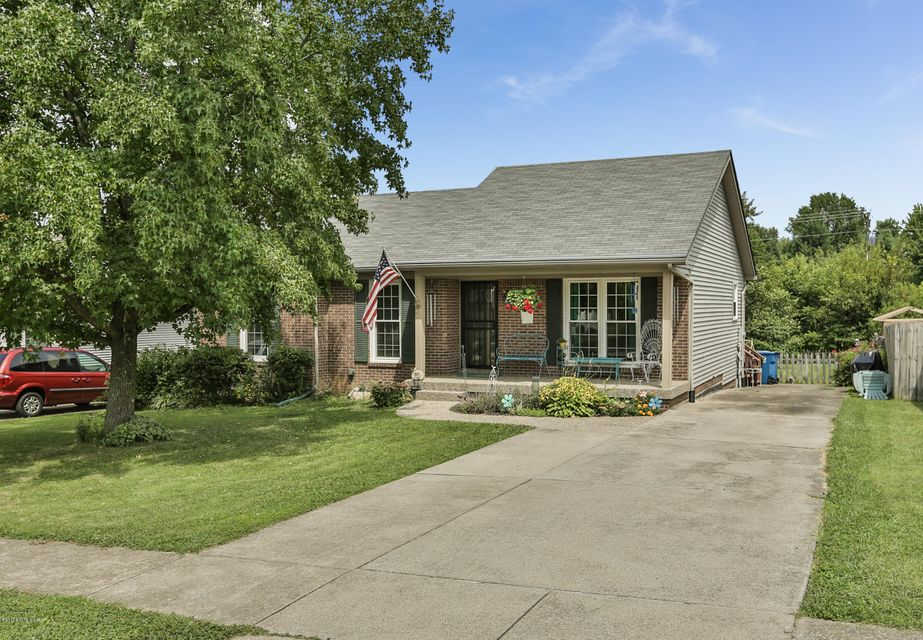 Single Family Home for Sale at 1210 Shepard Way 1210 Shepard Way Shelbyville, Kentucky 40065 United States