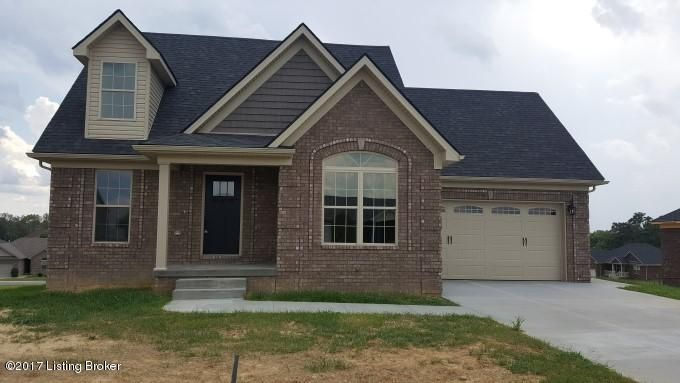 Single Family Home for Sale at 173 Stone Meadow Drive 173 Stone Meadow Drive Mount Washington, Kentucky 40047 United States