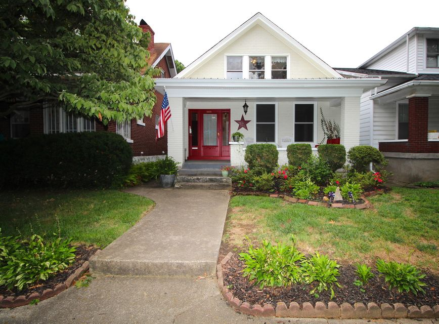 Single Family Home for Sale at 1838 Deerwood Avenue Louisville, Kentucky 40205 United States