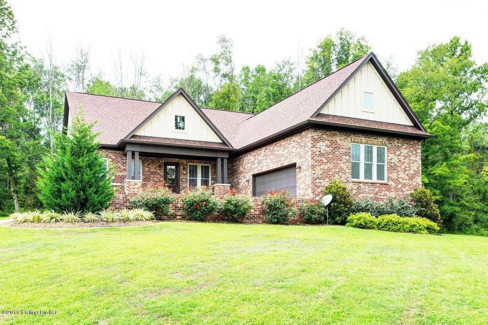 Single Family Home for Sale at 3900 North Fork Court 3900 North Fork Court Smithfield, Kentucky 40068 United States