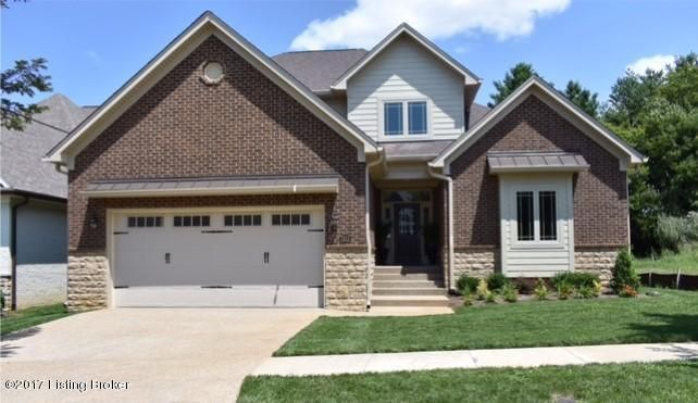 Single Family Home for Sale at 7811 Spring Farm Pointe Place Prospect, Kentucky 40059 United States