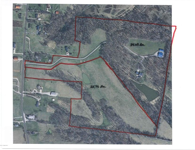Land for Sale at 2688 Elmburg 2688 Elmburg Bagdad, Kentucky 40003 United States