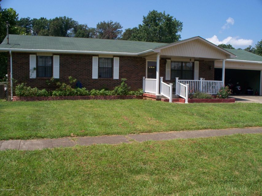 Single Family Home for Sale at 1452 Crestview Drive Radcliff, Kentucky 40160 United States