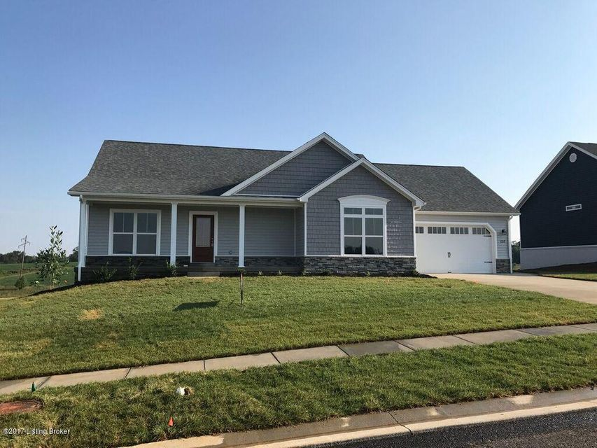 Single Family Home for Sale at 150 Carriage Hills Lane Elizabethtown, Kentucky 42701 United States