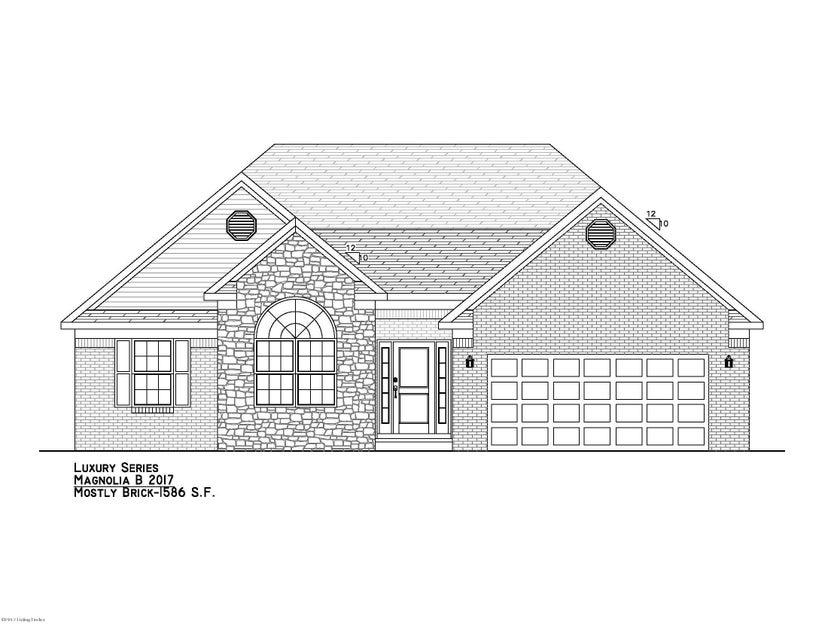 Single Family Home for Sale at Lot 537 South Autumn Ridge Drive Mount Washington, Kentucky 40047 United States