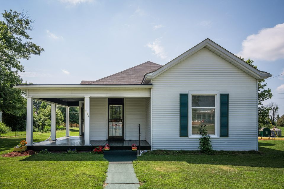 Single Family Home for Sale at 239 Cardinal Drive Campbellsburg, Kentucky 40011 United States