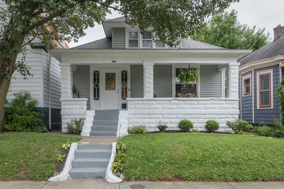 Single Family Home for Sale at 1838 Deer Park Avenue Louisville, Kentucky 40205 United States