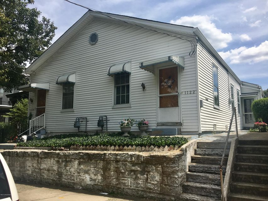 Multi-Family Home for Sale at 1122-1124 Payne Louisville, Kentucky 40204 United States