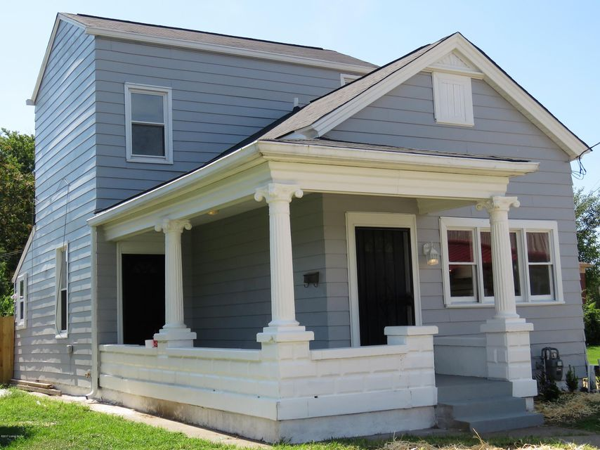 Single Family Home for Sale at 1343 S Shelby Street Louisville, Kentucky 40217 United States