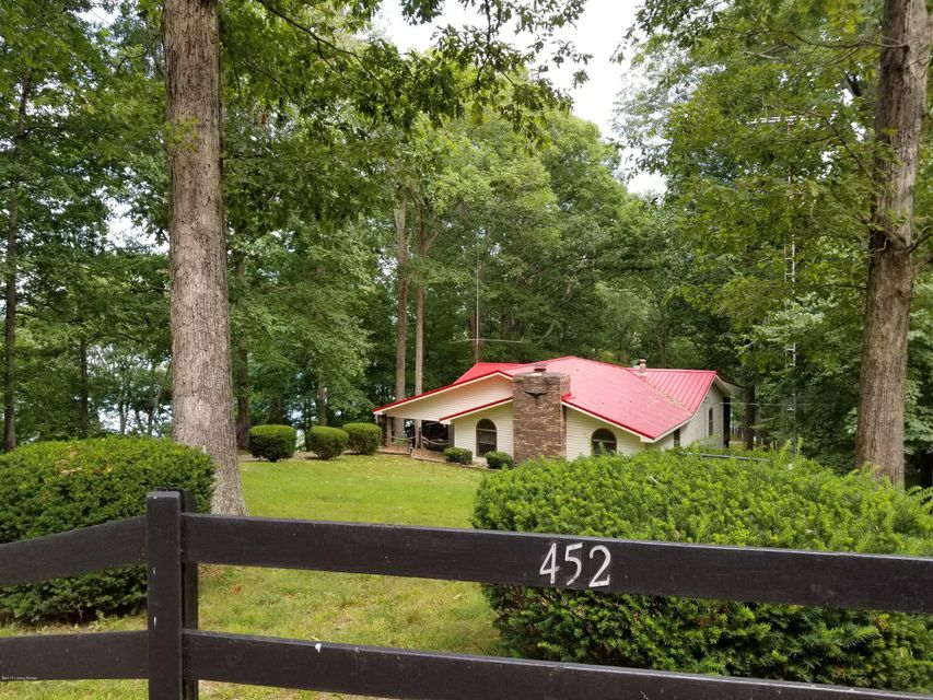 Single Family Home for Sale at 452 Lake Shore Lane Leitchfield, Kentucky 42754 United States