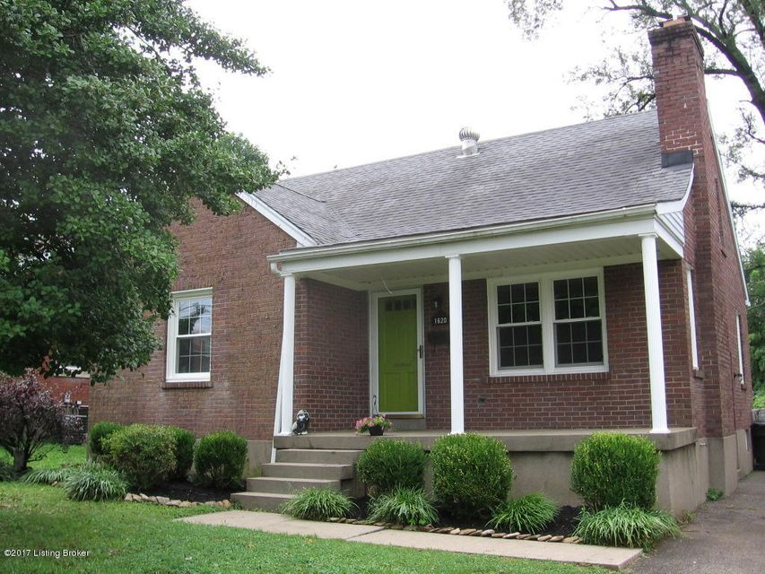 Single Family Home for Sale at 1620 Ruth Avenue Louisville, Kentucky 40205 United States