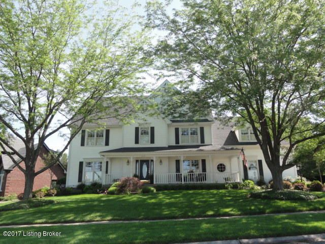 Single Family Home for Sale at 15019 Forest Oaks Drive Louisville, Kentucky 40245 United States