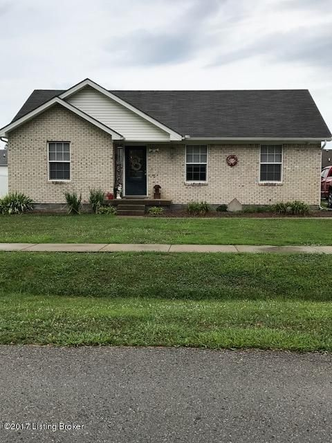 Single Family Home for Sale at 350 Hensley Road Shepherdsville, Kentucky 40165 United States