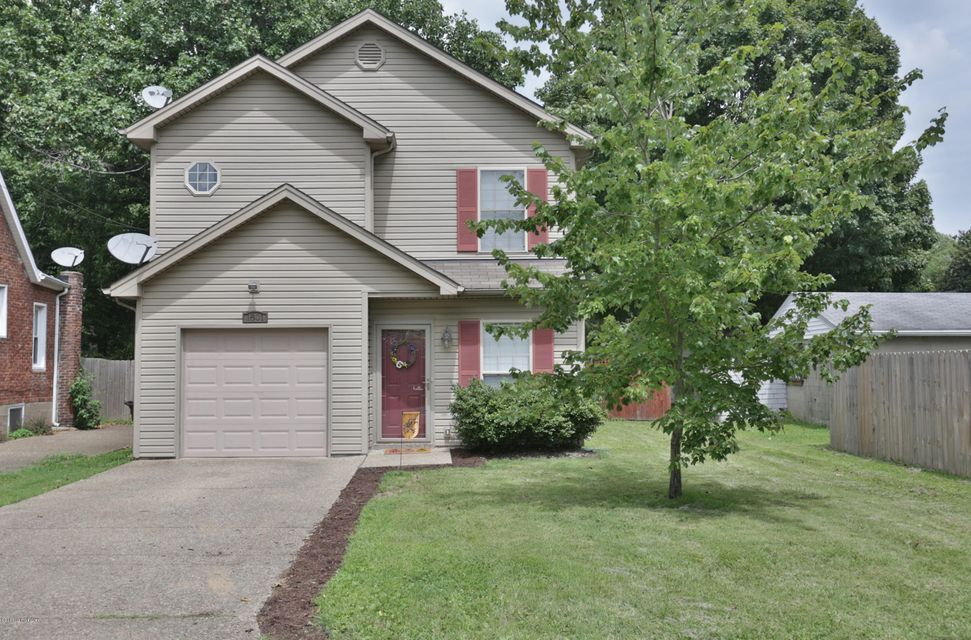 Single Family Home for Sale at 1801 Military Avenue Louisville, Kentucky 40242 United States