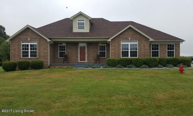 Single Family Home for Sale at 118 Locust Grove Court Bardstown, Kentucky 40004 United States