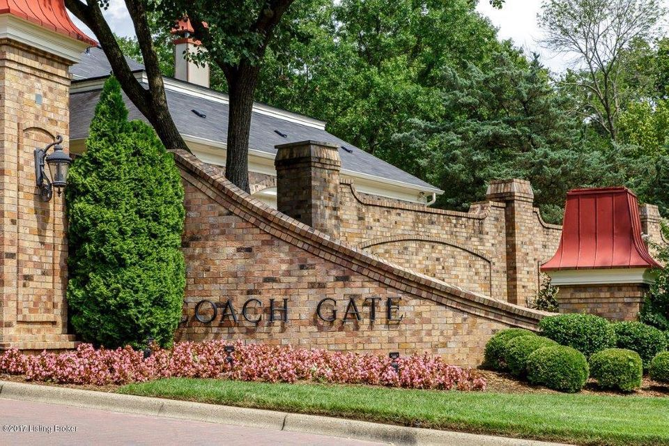 Condominium for Sale at 5601 Coach Gate Wynde Louisville, Kentucky 40207 United States