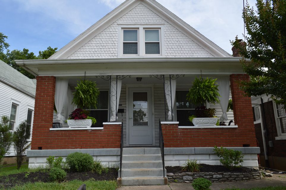 Single Family Home for Sale at 2341 Payne Street Louisville, Kentucky 40206 United States