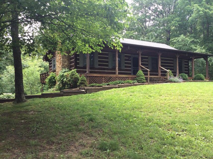 Single Family Home for Sale at 2855 Fairground Road Brandenburg, Kentucky 40108 United States