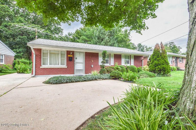 Single Family Home for Sale at 9806 Rowntree Road Jeffersontown, Kentucky 40299 United States