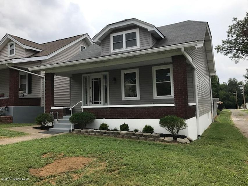 Single Family Home for Sale at 1112 Julia Avenue Louisville, Kentucky 40204 United States