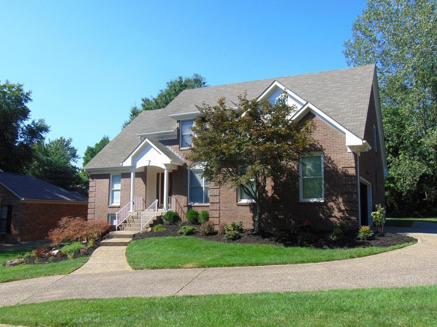 Single Family Home for Sale at 5806 Timber Ridge Drive Prospect, Kentucky 40059 United States