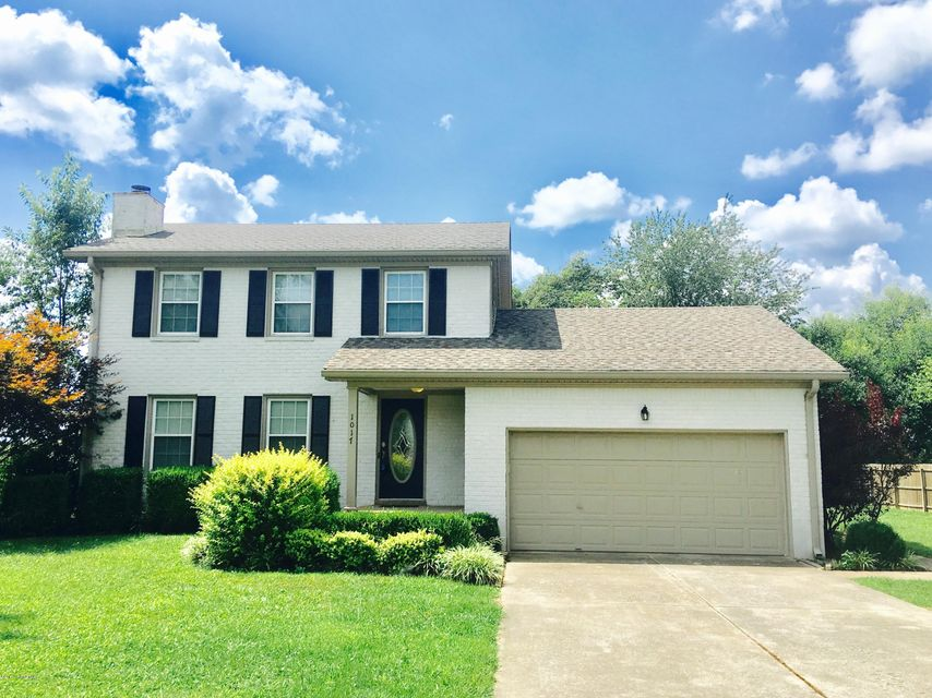 Single Family Home for Sale at 1017 Cobblestone Circle Shepherdsville, Kentucky 40165 United States