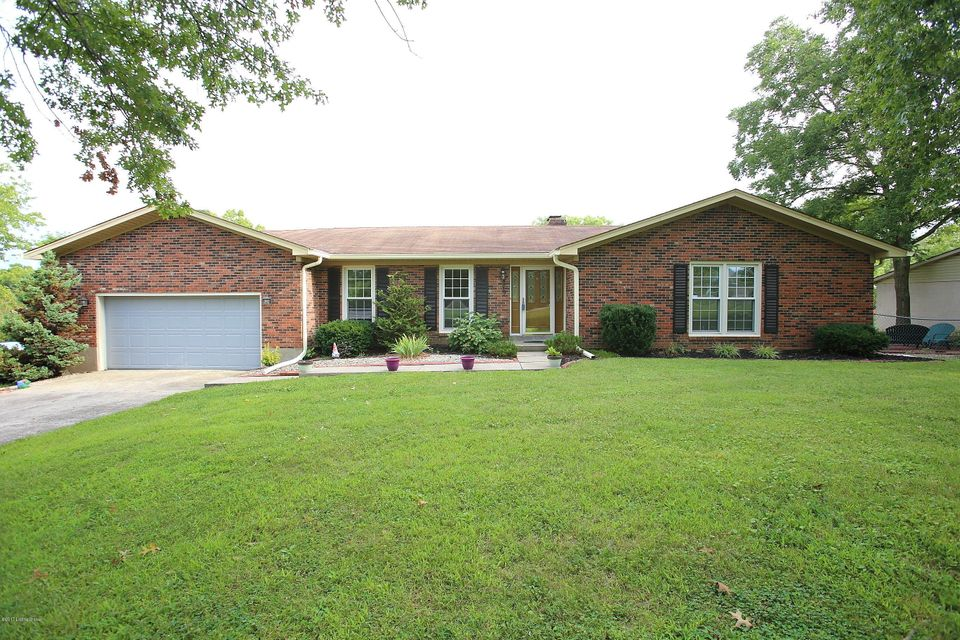 Single Family Home for Sale at 2589 Raymond Road Shepherdsville, Kentucky 40165 United States