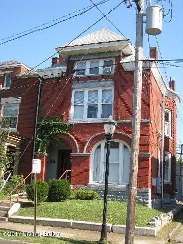 Apartment for Sale at 615 Saint Catherine Louisville, Kentucky 40203 United States