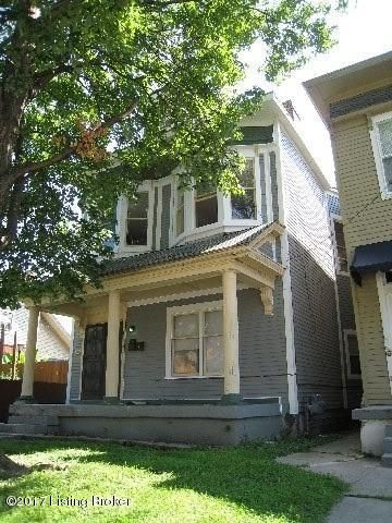Multi-Family Home for Sale at 1017 1st Louisville, Kentucky 40203 United States