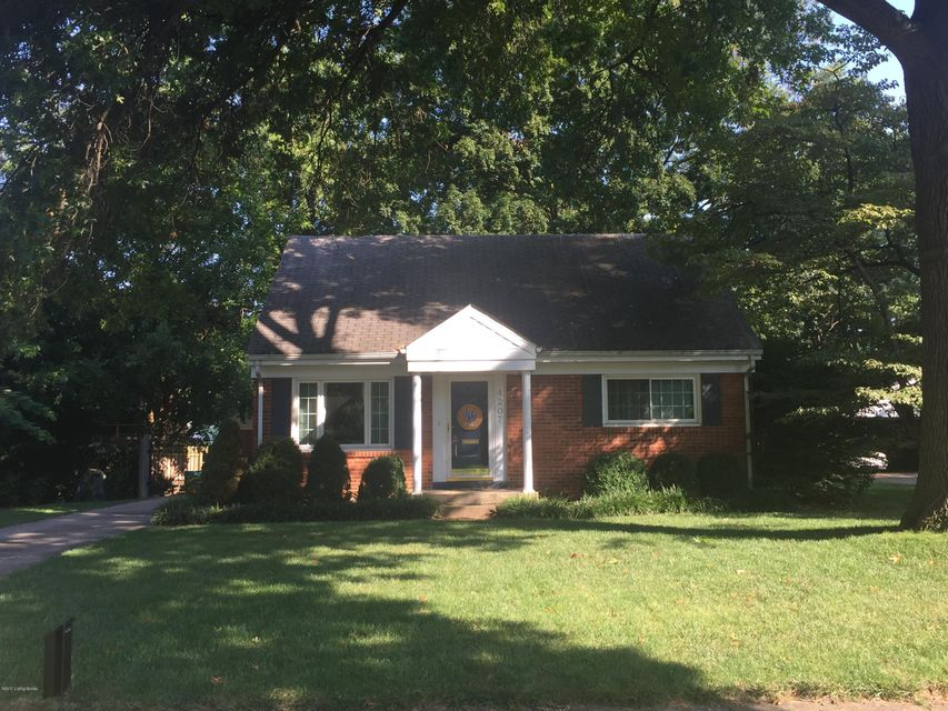 Single Family Home for Sale at 4207 Beechcrest Avenue Louisville, Kentucky 40220 United States