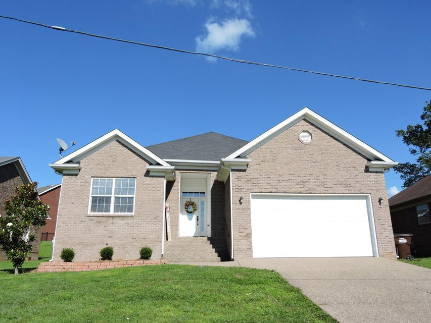 Single Family Home for Sale at 390 Cornell Avenue Mount Washington, Kentucky 40047 United States