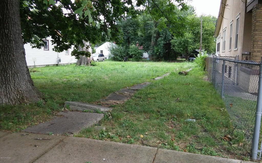 Land for Sale at 600 Beecher 600 Beecher Louisville, Kentucky 40215 United States