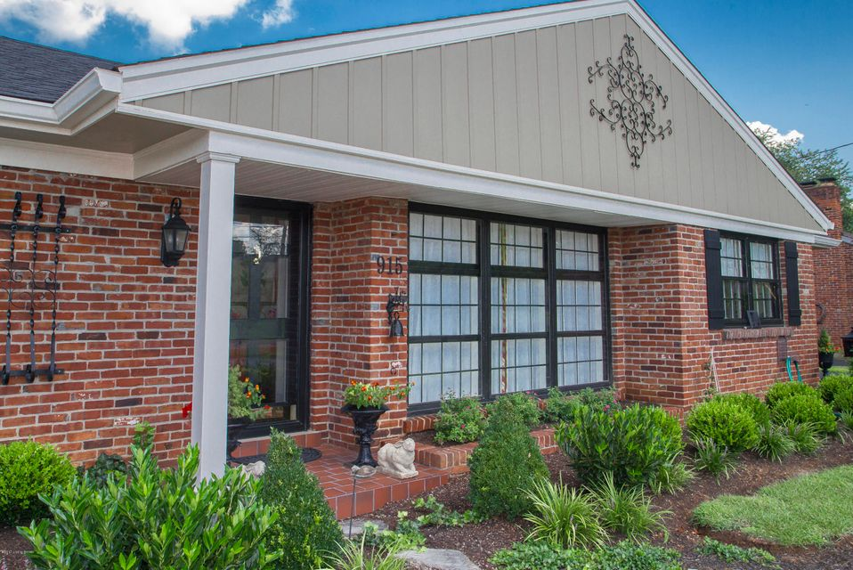 Additional photo for property listing at 915 Perryman Road  Louisville, Kentucky 40207 United States