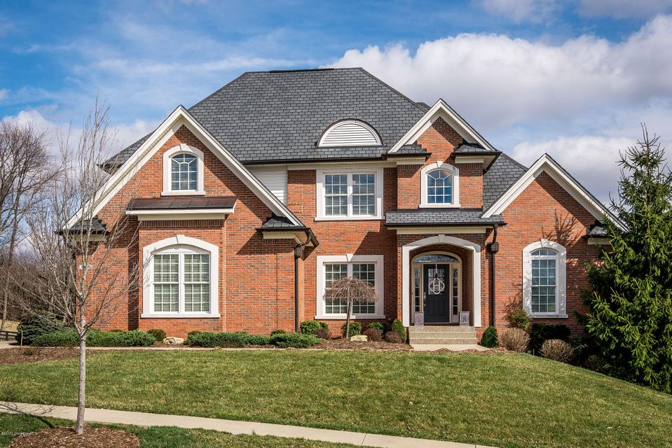 Single Family Home for Sale at 1410 Shakes Creek Way 1410 Shakes Creek Way Fisherville, Kentucky 40023 United States