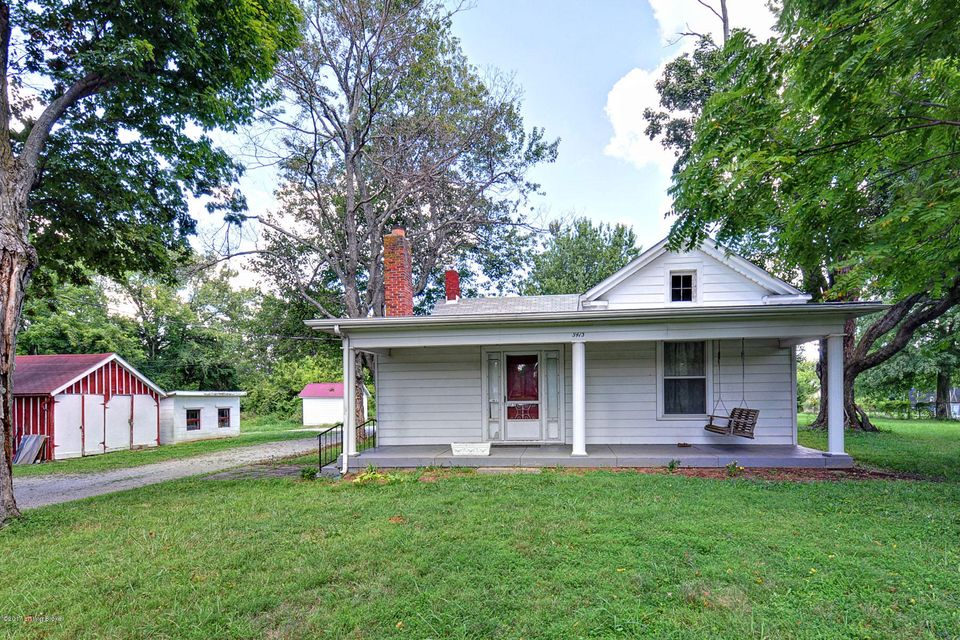 Single Family Home for Sale at 5413 Billtown Road 5413 Billtown Road Louisville, Kentucky 40299 United States
