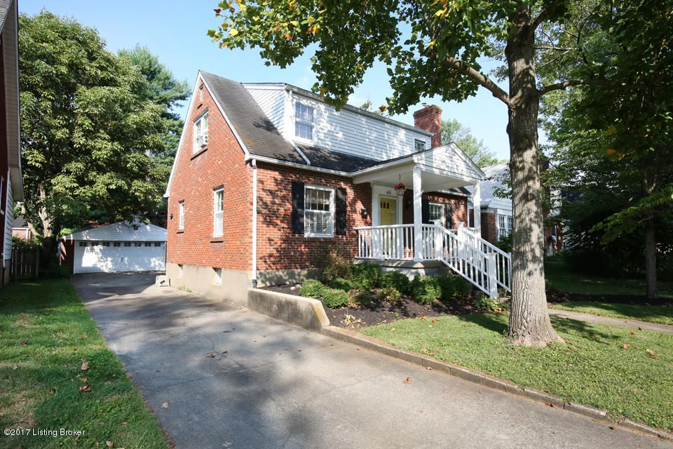 Additional photo for property listing at 416 Eline Avenue  Louisville, Kentucky 40207 United States
