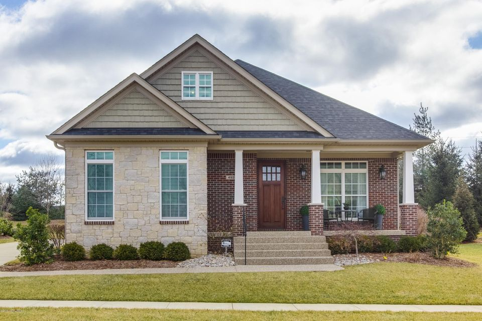 Single Family Home for Sale at 4920 Spring Farm Road Prospect, Kentucky 40059 United States