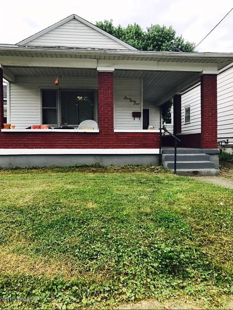 Single Family Home for Sale at 1138 Reutlinger Avenue Louisville, Kentucky 40204 United States