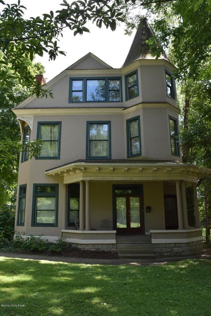 Single Family Home for Rent at 1410 Eastern Pkwy Louisville, Kentucky 40204 United States