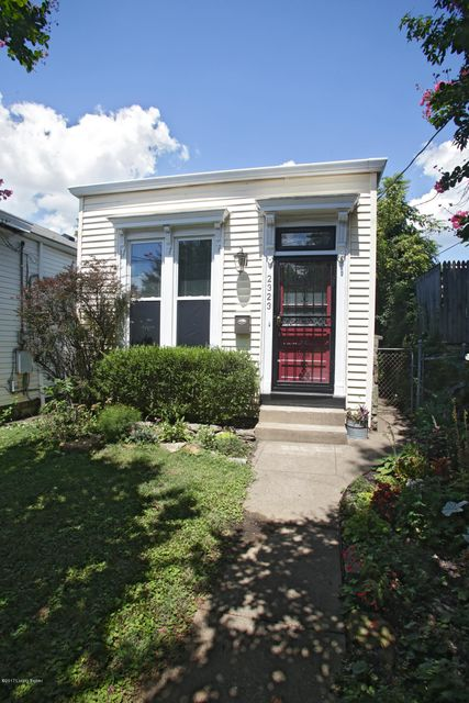 Single Family Home for Sale at 2323 Payne Street Louisville, Kentucky 40206 United States