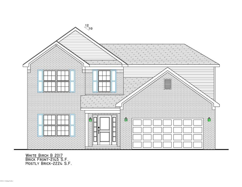Single Family Home for Sale at Lot 602 Mallard Lake Blvd Lot 602 Mallard Lake Blvd Shepherdsville, Kentucky 40165 United States