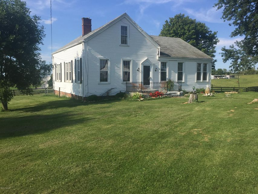 Single Family Home for Sale at 3308 Eminence Road 3308 Eminence Road Eminence, Kentucky 40019 United States